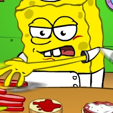 how to make a krabby patty game