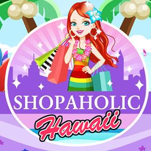Shopaholic Hawaii Girl Games Kiz10girls Com