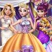 Girl game Princess Winter Gala