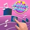Girl game Perfect Piano