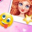 Girl game Disney Face Warp