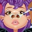 Girl game Vampire Nose Doctor
