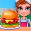 Girl game Burger Chef