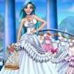 Girl game Princess Snow Wedding