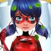 Girl game Ladybug Action Surgery