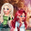 Girl game Disney Princess: Magical Elf
