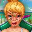 Girl game Pixie Skin Doctor