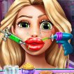 Girl game Goldie Lips Injections