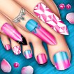 Girl game Nail Art Salon