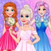 Girl game Beauty Makeover: Princess Wedding Day