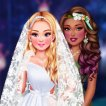 Girl game Enchanted Wedding