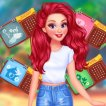 Girl game All Year Round Fashion Addict Mermaid Princess