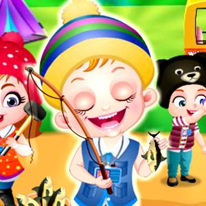 Baby Hazel Summer Camp | BabyHazelWorld.com