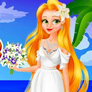 Blondie Elopes In Hawaii Girl Games Kiz10girls Com