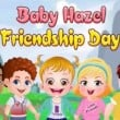 Girl game Baby Hazel Friendship Day