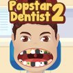 Girl game PopStar Dentist 2