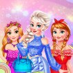 Girl game Disney Rainbow Fashion