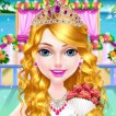 Girl game Wedding Hairdresser For Princesses