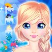 Girl game Frozen Princess Hidden Object