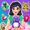 Girl game Fantasy Pet Spell Factory
