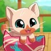 Girl game My Pocket Pets: Kitty Cat